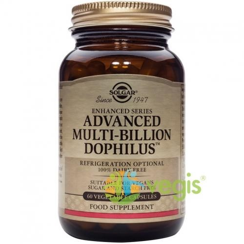 Advanced Multibillion Dophilus 60cps - Suplimente - Capsule, Comprimate