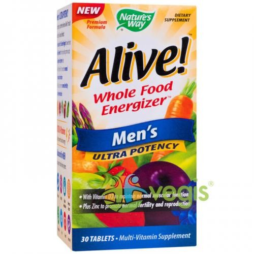 Alive Men's Ultra 30tb