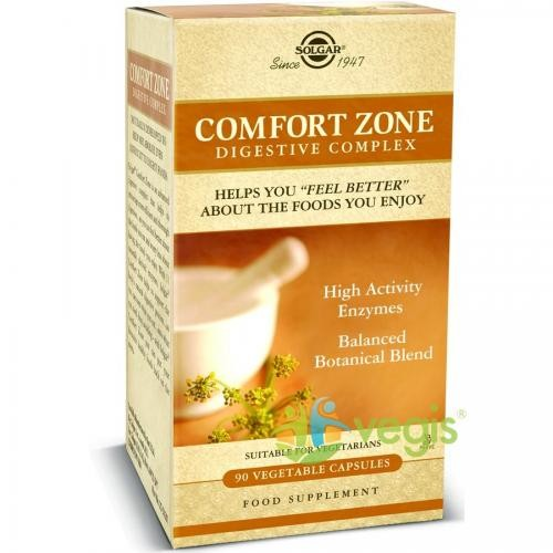 Comfort Zone Digestive Complex 90cps Vegetale - Suplimente - Capsule, Comprimate
