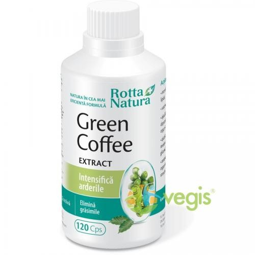 Green Coffee Extract 120Cps - Remedii - Remedii Capsule, Comprimate