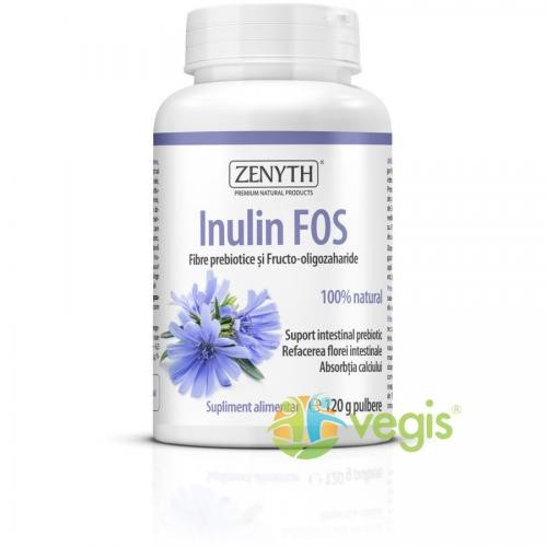 Inulin FOS Pulbere 120g - Suplimente - Pulberi & Pudre
