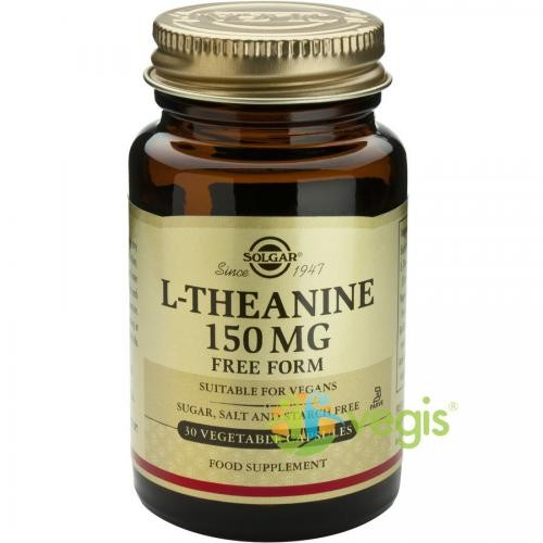 L-Theanine (L-Teanina) 150mg 30cps Vegetale