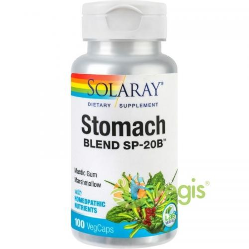 Stomach Blend 100cps - Suplimente - Capsule, Comprimate