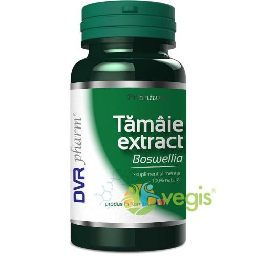 Tamaie Extract (Boswellia) 60cps - Suplimente - Capsule, Comprimate
