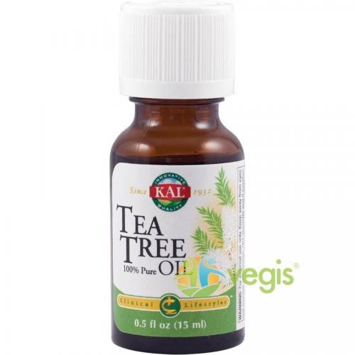 Tea Tree Ulei 15ml - Remedii - Tratamente Acnee