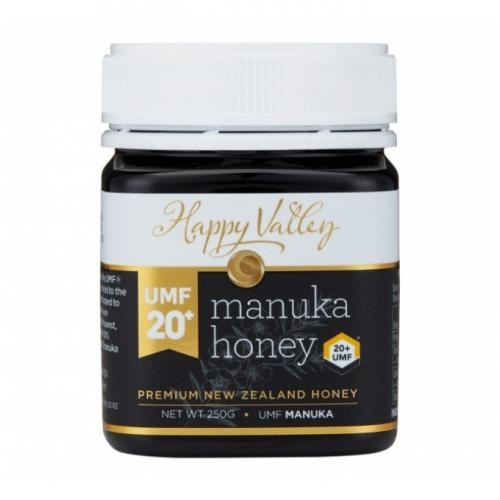 Miere de manuka – UMF 20 + – Happy Valley – 250 g