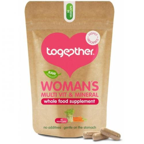 Multivitamine si minerale pt femei – Together – 30 capsule