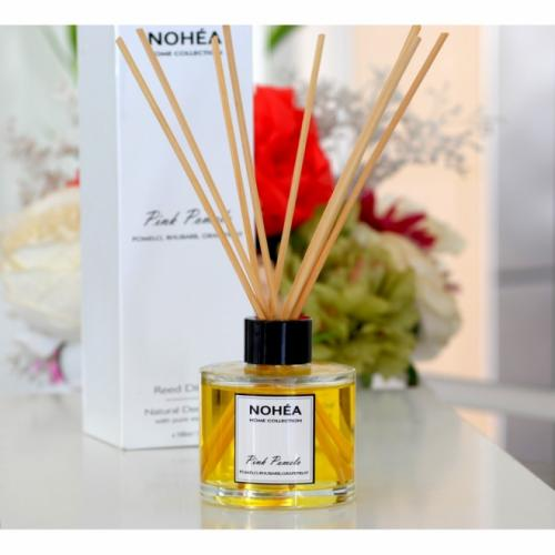 Parfum de camera - Pink Pomelo - anti-tabac - Nohea - 100 ml - Made in RO - Made in RO